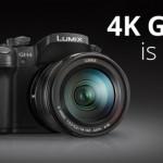 4k-Panasonic-Gh5-Hybrid-Camera